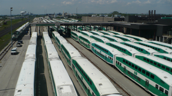train steel express