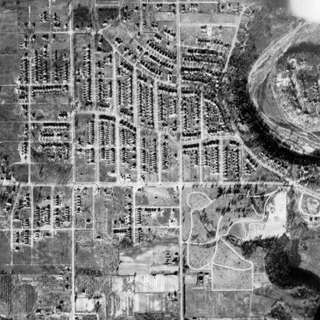 The kingsway neighbourhood etobicoke fit for royalty the condo toronto kingsway aerial 1937 etobicoke the condo store solutioingenieria Choice Image